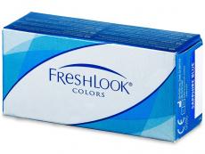 Lentillas de colores - FreshLook Colors Graduadas (2Lentillas)