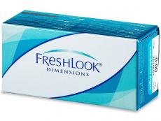 Lentillas de colores - FreshLook Dimensions (2Lentillas)