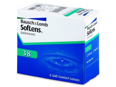 Lentillas Bausch and Lomb - SofLens 38 (6 Lentillas)