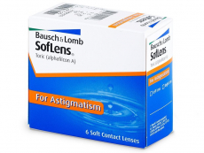 Lentillas tóricas - SofLens Toric (6Lentillas)
