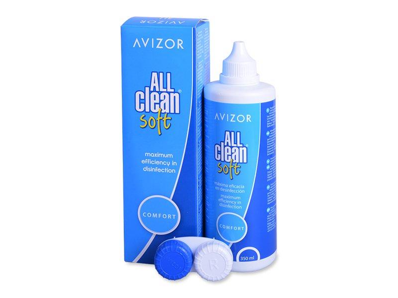 Líquido Avizor All Clean Soft 350 ml  - líquido de limpieza