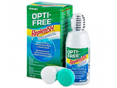 Lentillas Alcon - Líquido OPTI-FREE RepleniSH 120 ml