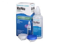 Lentillas Bausch and Lomb - Líquido ReNu MultiPlus 60 ml