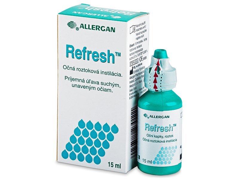 Gotas Refresh 15ml  - Gotas oculares - Allergan