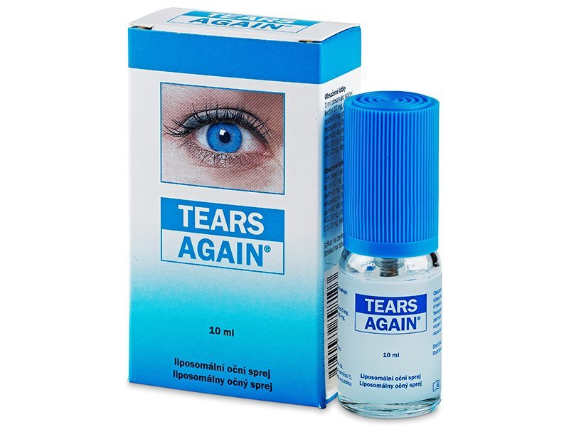 Tears Again 10 ml  - Eye spray - Optima Pharmazeutische