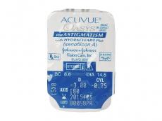 Acuvue Oasys for Astigmatism (6Lentillas) - Previsualización del blister