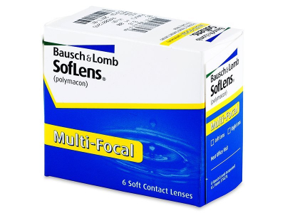 SofLens Multi-Focal (6 Lentillas)