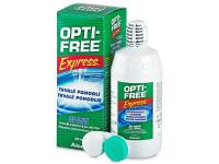 Líquido OPTI-FREE Express 355ml  - líquido de limpieza