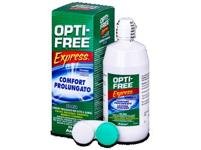Líquido OPTI-FREE Express 355ml  - Diseño antiguo