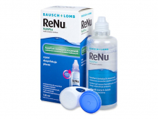 Lentillas Bausch and Lomb - Líquido ReNu MultiPlus 120 ml