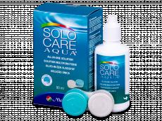Líquido SoloCare Aqua 90ml  - líquido de limpieza