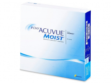 Lentillas Johnson and Johnson - 1 Day Acuvue Moist (90 Lentillas)