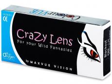 Otros fabricantes - ColourVUE - Crazy - trimestrales graduadas (2Lentillas)