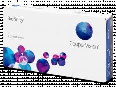 Lentillas CooperVision - Biofinity (3Lentillas)