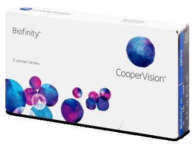 Biofinity (3Lentillas)