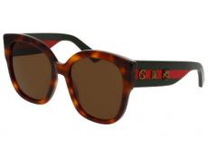 Gafas de sol Talla grande - Gucci GG0059S-002