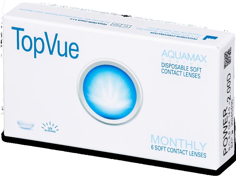 TopVue Monthly (6Lentillas) - Lentillas mensuales