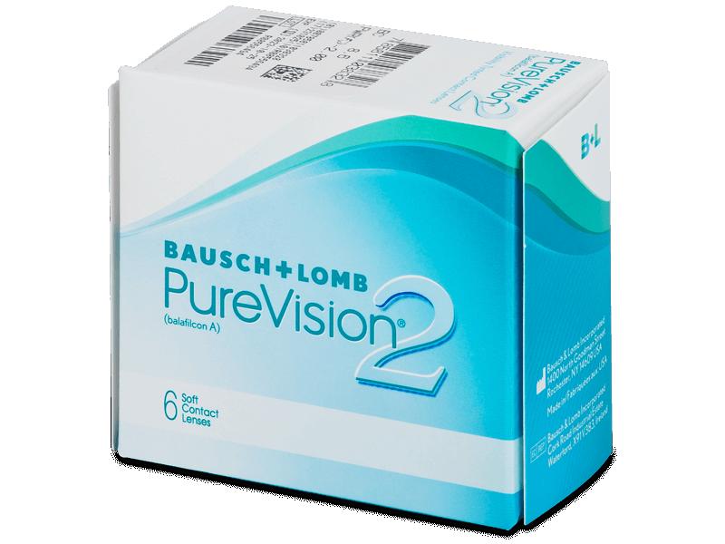 PureVision 2 (6Lentillas) - Lentillas mensuales