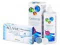 Acuvue Oasys (6lentillas) + Líquido Gelone 360ml