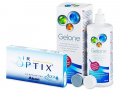 Air Optix Aqua (6 lentillas) + Líquido Gelone 360 ml