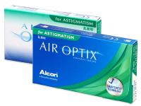 Air Optix for Astigmatism (6 Lentillas) - Lentillas tóricas