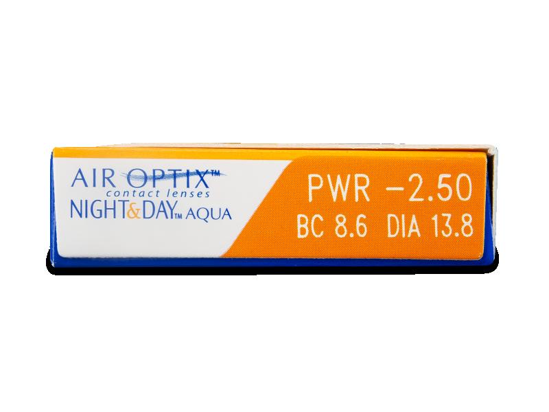 Air Optix Night and Day Aqua (6Lentillas) - Previsualización de atributos